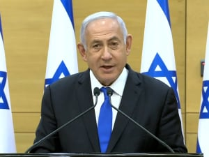 נתניהו משיב לבנט: אתה מתעתע בציבור וסותר ב180 מעלות את מה שהתחייבת. ערוץ הכנסת
