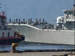 אחרי ארבעה ימים: אותרו שרידי הצוללת האינדונזית שנעלמה 24.04.21. רויטרס, רויטרס