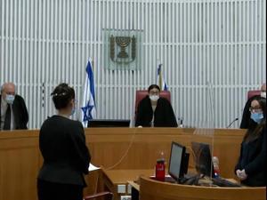 """בג""""ץ דן באי מינוי שר משפטים לאחר דיון סוער בממשלה 27.04.21. אין, מערכת וואלה!"""