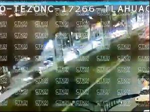 זירת קריסת הרכבת לכביש במקסיקו סיטי 04.05.21. מערכת וואלה!, רויטרס