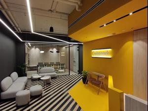 המשרדים החדשים של סלופארק. יחצ,