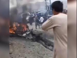 אפגניסטן: עשרות הרוגים ופצועים בפיגוע בבית ספר בקאבול. רויטרס