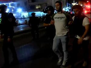 עצורים במהומות בעיר העתיקה, מחסומים הוצבו בשכונת שיח ג'ראח 08.05.21. שי מכלוף