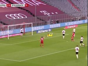תקציר: באיירן מינכן - בורוסיה מנשנגלדבאך 0:6. ספורט 2