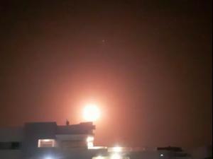 קריאות שמחה ברצועת עזה בזמן שיגור הרקטות לאשקלון 09.05.21. אדי ישראל, מערכת וואלה!