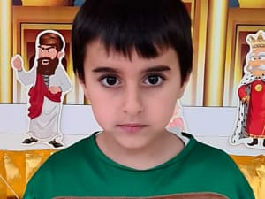 """שכנו של הילד שנהרג בשדרות משחזר: השכן צעק לי - """"אני לא יודע מה לעשות"""" 13.5.21. שי מכלוף"""