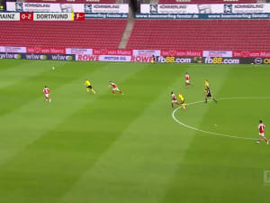 תקציר: בורוסיה דורטמונד - מיינץ 1:3. ספורט 2