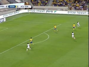 תקציר: מכבי תל אביב - עירוני קרית שמונה 2:2. ספורט 2