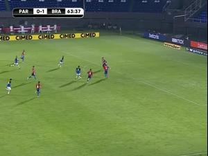 תקציר: פראגוואי - ברזיל 2:0. ספורט 2