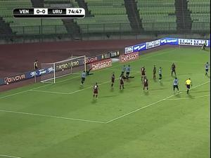 תקציר: ונצואלה - אורוגוואי 0:0. ספורט 2