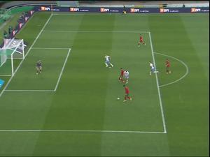 תקציר: פורטוגל - ישראל 0:4. ספורט 2