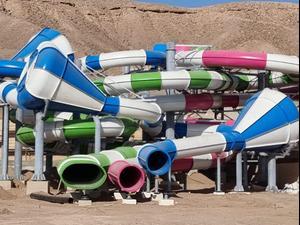 פארק המים החדש באילת בבנייה. לימור חברוני,