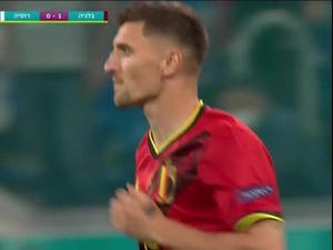 תקציר: בלגיה - רוסיה 0:3. ספורט 2
