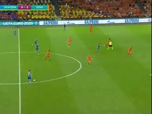 תקציר: הולנד - אוקראינה 2:3. ספורט 2