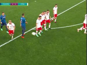 תקציר: פולין - סלובקיה 2:1. ספורט 2