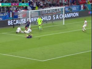 תקציר: גרמניה - צרפת 1:0. ספורט 2