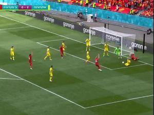 תקציר: אוקראינה - צפון מקדוניה 1:2. ספורט 2