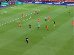 תקציר: הולנד - אוסטריה 0:2. ספורט 2