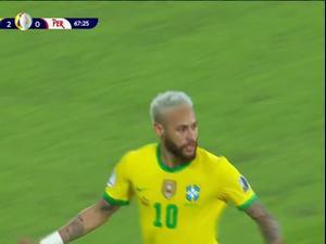 תקציר: ברזיל - פרו 0:4. ספורט 2