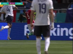 תקציר: הונגריה - צרפת 1:1. ספורט 2