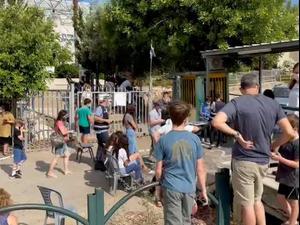 המגיפה עוד כאן: משרד הבריאות הורה על עטיית מסיכות בבתי ספר בבנימינה ומודיעין 20.06.21. יואב איתיאל