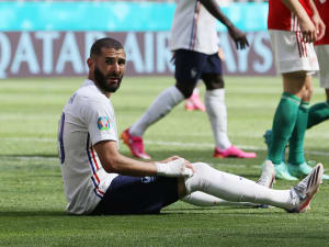 קארים בנזמה, שחקן נבחרת צרפת.