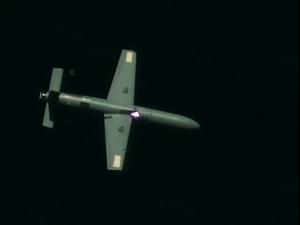 """מערכת הלייזר האווירית החדשה שמיירטת כטב""""מים בטווחים ובגבהי טיסה שונים  21.6.21. משרד הביטחון"""