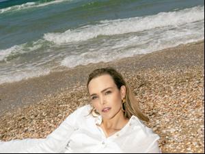קאברמי ועפרי מצא בקולקציית ריזורט. שמלת חוף מחיר 469 שקלים. OART TL,