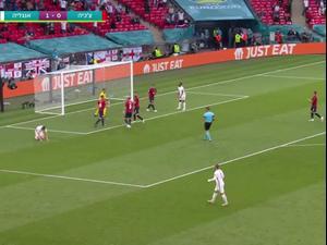 תקציר: אנגליה - צ'כיה 0:1. ספורט 2