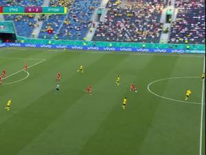 תקציר: שבדיה - פולין 2:3. ספורט 2