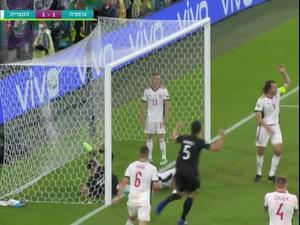 תקציר: גרמניה - הונגריה 2:2. ספורט 2