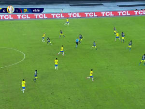 תקציר: ברזיל - קולומביה 1:2. ספורט 2