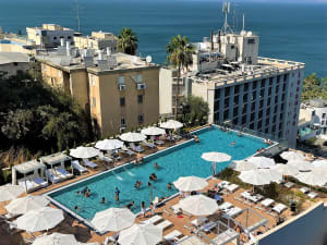 מלון סופיה טבריה. ליהי שורש, מערכת וואלה!