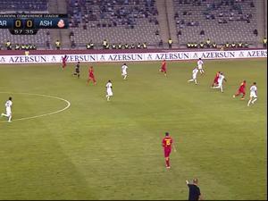 תקציר: קרבאח - מ.ס. אשדוד 0:0. ספורט 1