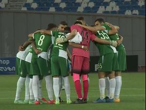 תקציר: דינמו טביליסי - מכבי חיפה 2:1. ספורט 1