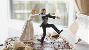 עוגות גירושין. ShutterStock