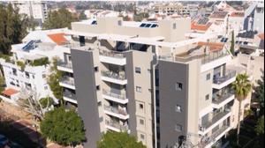 ארסטון - חיפוי חזית בניין. ARpanel מבית ARstone, אתר רשמי