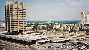 תחנת מרכזית בת גלים חיפה. יחצ,