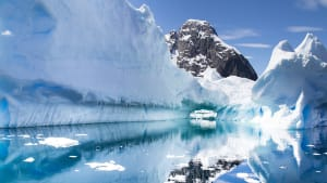 חצי האי האנטארקטי. Shutterstock, ShutterStock
