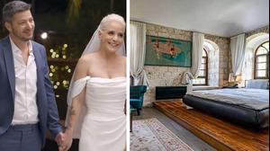חתונה ממבט ראשון. אתר רשמי, קשת 12, צילום מסך