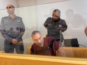 22 שנות מאסר לגבר מהצפון שרצח את אשתו בדקירת סכין בלבה