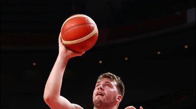 לוקה דונצ'יץ', נבחרת סלובניה. רויטרס