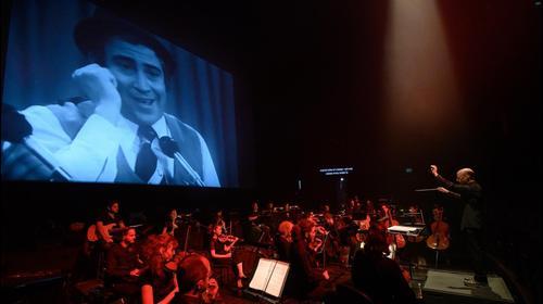 Новое шоу Революционного оркестра – «Концерт для следопыта и оркестра». пресс служба, אתר רשמי
