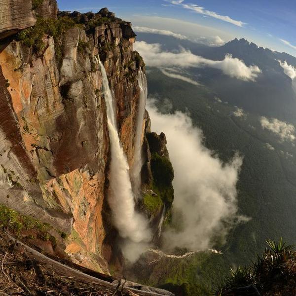 מפל אנחל, ונצואלה. ShutterStock