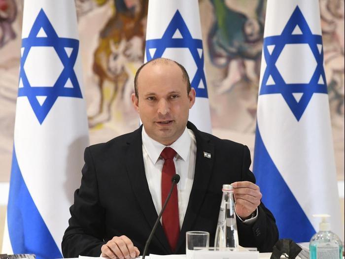Réunion du gouvernement à la Knesset le 19 juillet 2021. Amos Ben Gershom, Service de presse du gouvernement