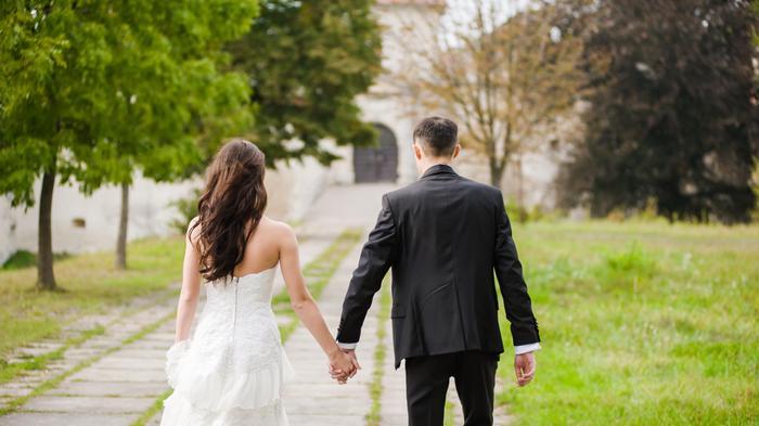 חתונה. ShutterStock