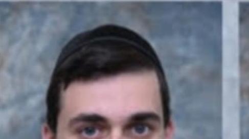 האסון במירון | אברהם דניאל אמבון בן 21. באדיבות המשפחה, אתר רשמי