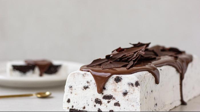 עוגת גלידה שמנתית עם עוגיות אוראו. דור משה, מערכת וואלה!