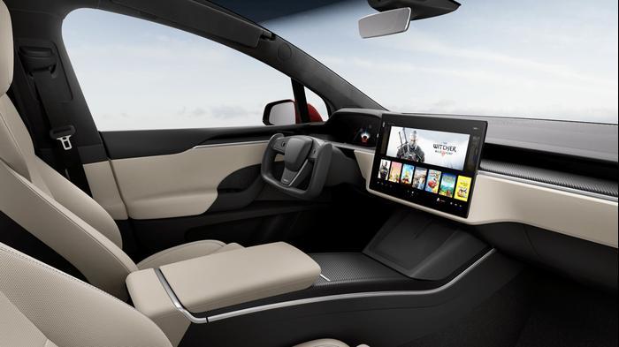 Обновленный Tesla Model S и Model X лишатся физического - Zahav.ru Автомир