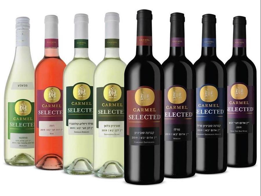 """יינות סלקטד יקבי כרמל. יח""""צ,"""